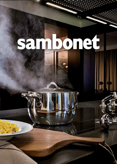 Kitchen Equipment and Cutlery by Sambonet